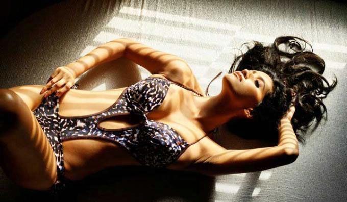 Anjali Lavania sexy dress hottest wallpaper