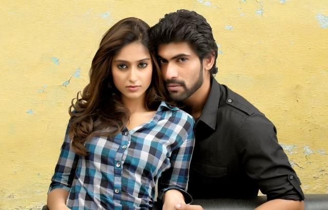 Ileana and rana hot in nenu naa rakshasi movie