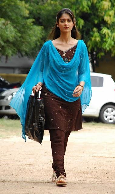 Ileana DCruz salwar suit wonderful still