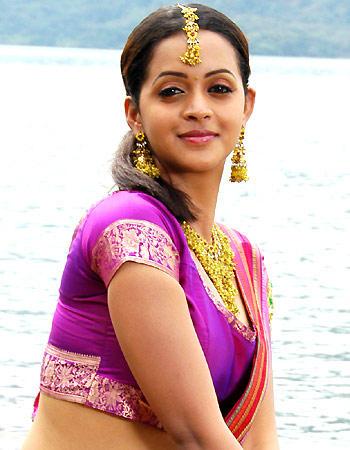 Telugu Actress Bhavana beauty still