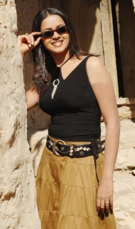 Bhavana top black dress gorgeous photo