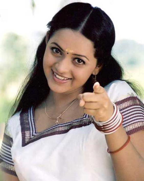 Bhavana latest cute sweety still