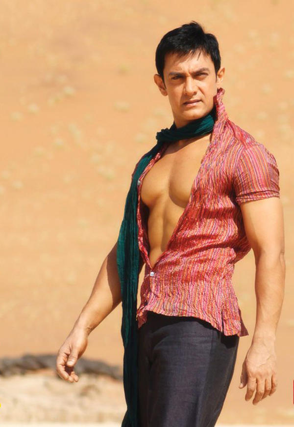 Aamir Khan in Lagaan Movie
