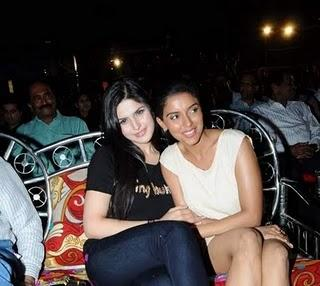 Asin,Zarine Khan at audio launch of Ready