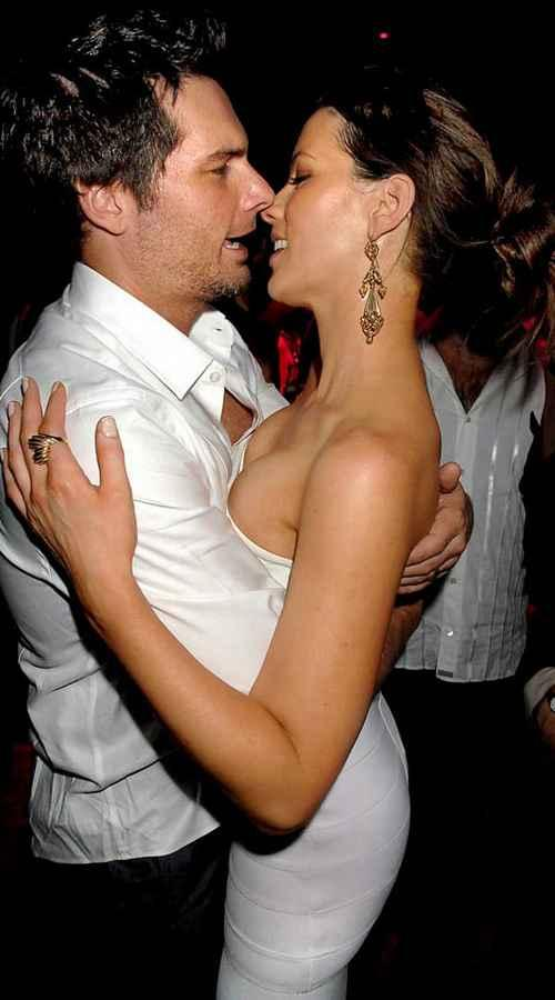 kate beckinsale with husband glamour photo