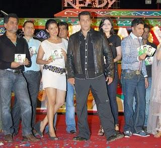 Celebs at Music Launch of Ready