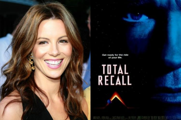 Kate Beckinsale total recall movie wallpaper