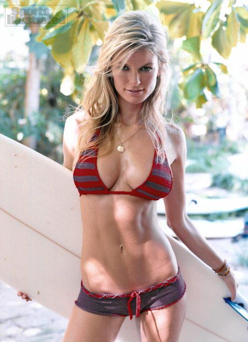 Marisa Miller hot navel exposing photo