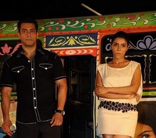 Salman Khan,Asin at Ready Movie Audio Launch