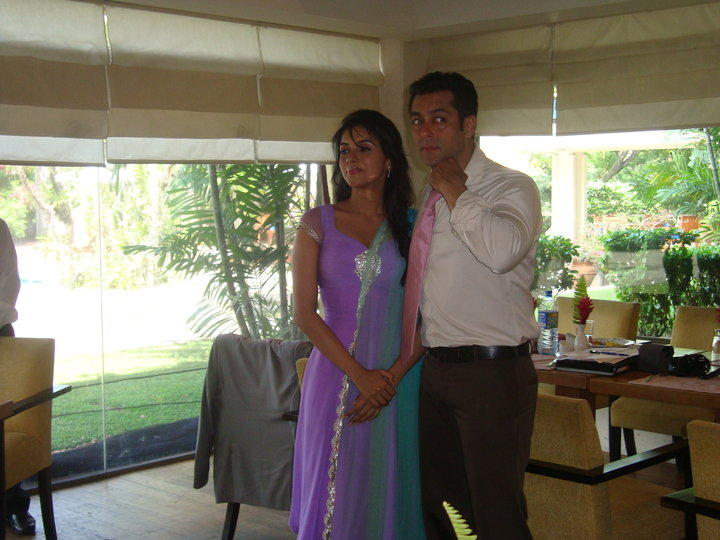 Asin,Salman Khan ready film picture
