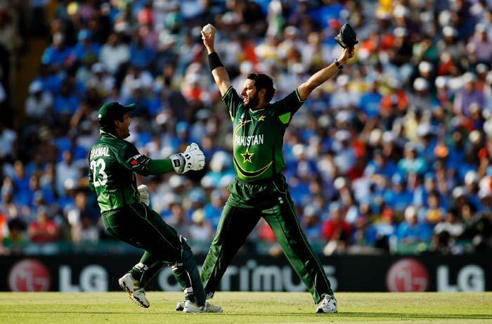 India vs pakistan semi final captain shahid afridi still