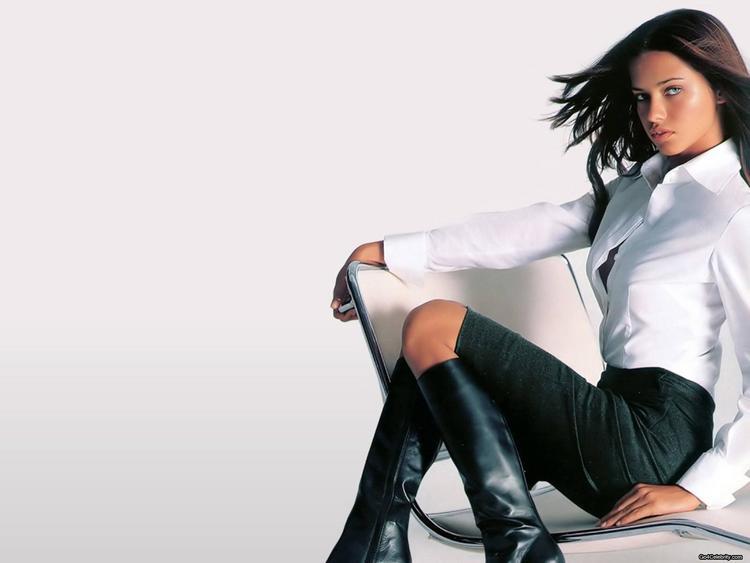 Adriana Lima  sexiest photo shoot