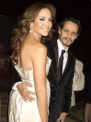 Jennifer Lopez and Marc Anthony gorgeous pics
