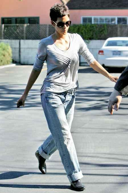 Halle Berry full dress photo