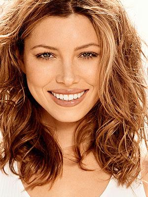 Jessica Biel beauty smile face look