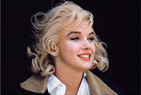 Marilyn Monroe cute face wallpaper