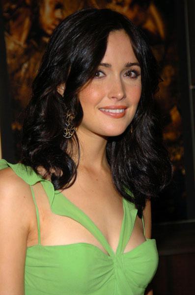 Rose byrne hot green dress photo
