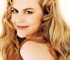 Nicole Kidman beauty smile pic