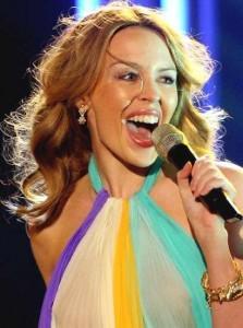 Pop singer Kylie Minogue heads for australia