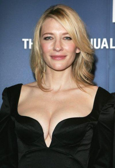 Cate blanchett big boobs images