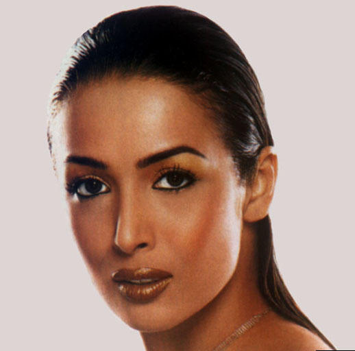 Malaika Arora hot face look