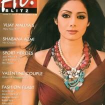 Sridevi kapoor magazine awesome still