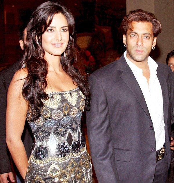 katrina kaif and salman khan glamour still