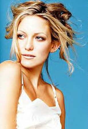 Kate Hudson hottest face look