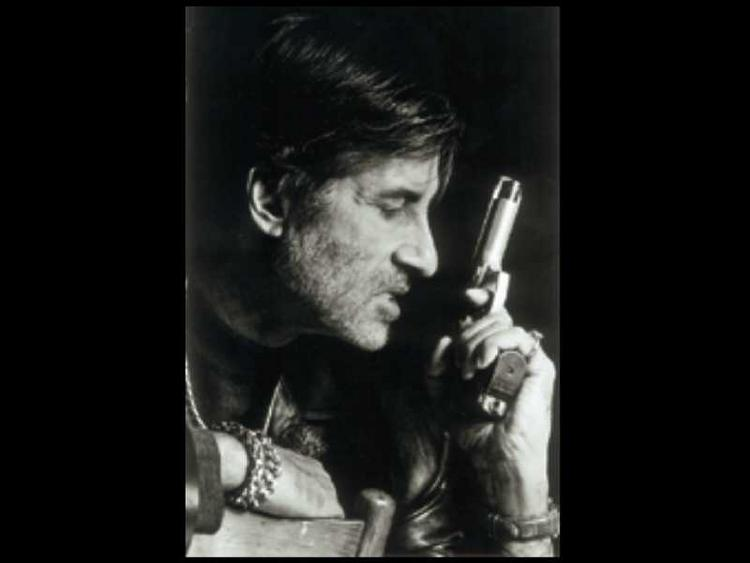 Amitabh Bachchan in Kaante wallpaper