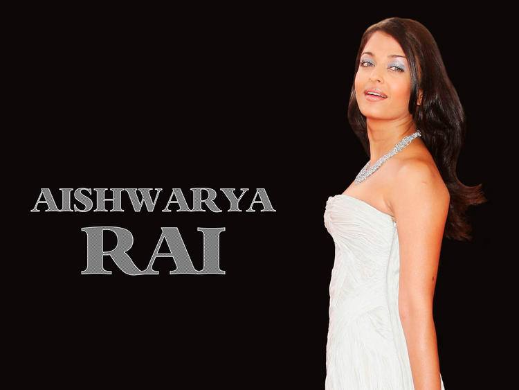 Aishwarya Rai - With Eye Makeup