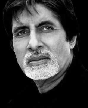 Amitabh bachchan black and white wallapper
