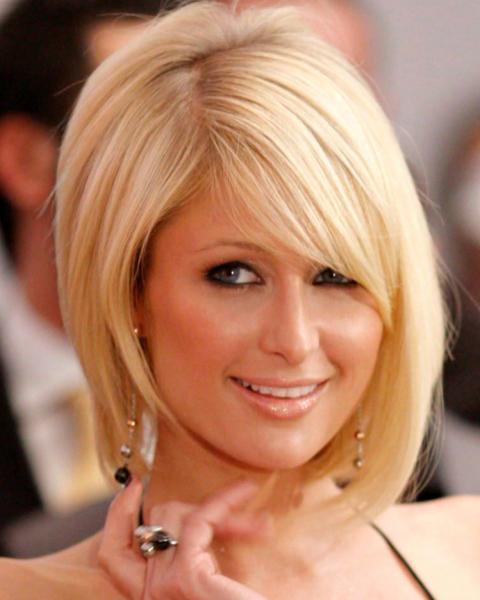 Paris Hilton super hair style still