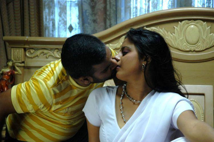 Sunakshi Hot Lip Kiss Still