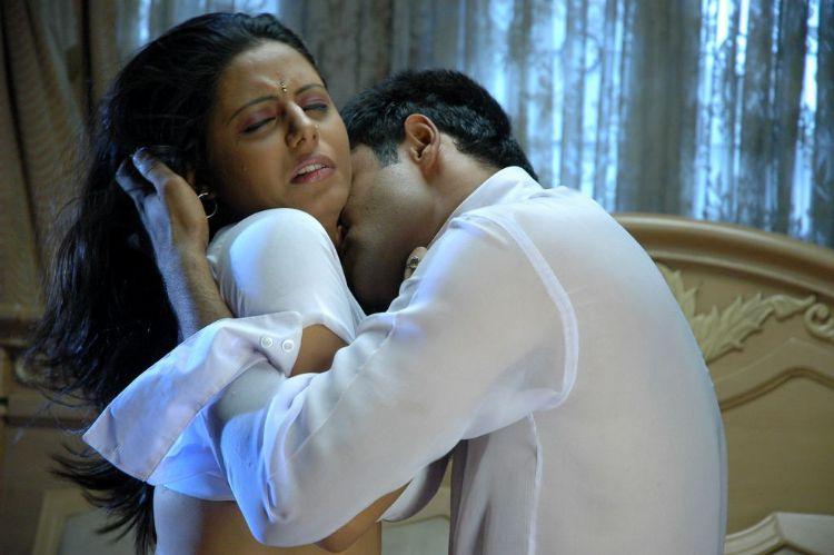 Telugu Masala Sunakshi in Nishabda Viplavam Spicy Stills