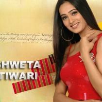 Shweta Tiwari red hot wallpaper