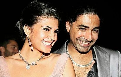 Jacqueline Fernandez and Sheikh Hassan glamour still