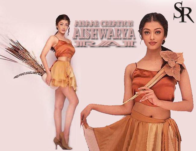 Aishwarya Rai Bachchan cute hot sizzling wallaper