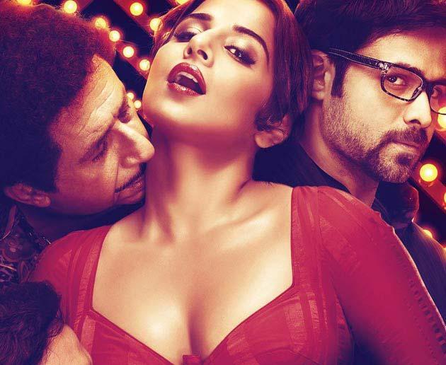 Vidya Balan as Silk Smitha hot in Dirty Picture
