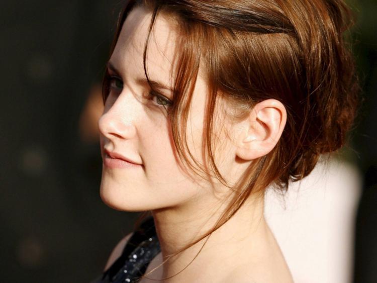 Kristen Stewart shining photo