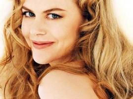 Nicole Kidman sweet smile wallapper
