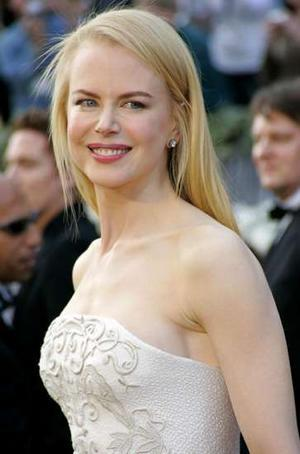 Nicole Kidman sleeveless dress wallpaper