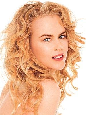 Nicole Kidman hair style latest wallpaper