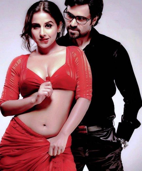 Vidya Balan red hot in dirty picture