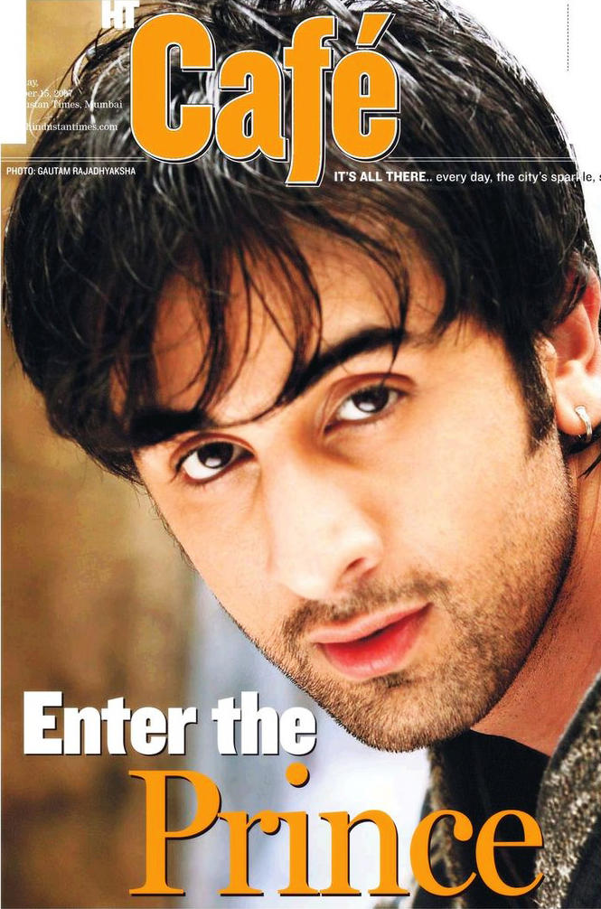 Ranbir Kapoor Cafe wallpaper