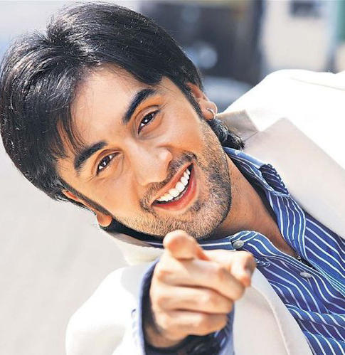 Ranbir Kapoor sweet smile wallpaper