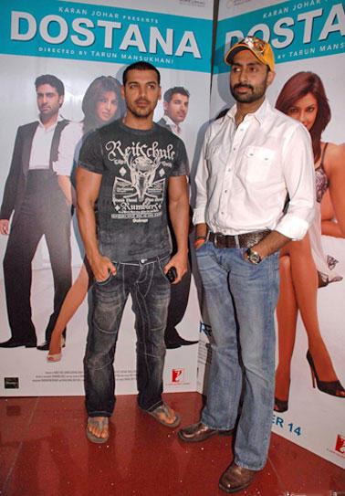 Abhishek bachchan press meet photos