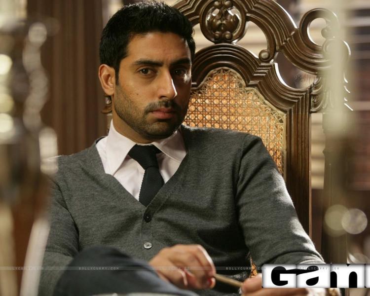 Abhishek Bachchan in game Movie