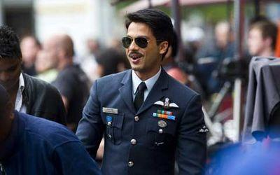 Shahid Kapoor to fly fastest flying plane at Aero India