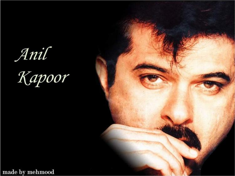 Bollywood Actor Anil Kapoor wallpaper