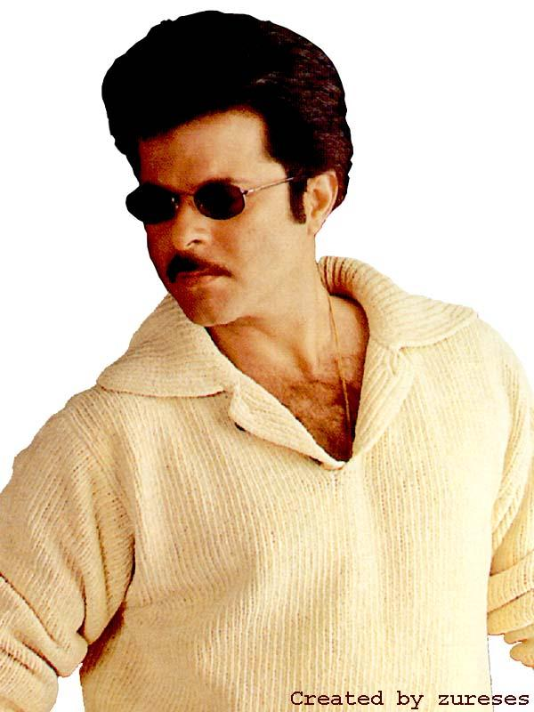 Super star Anil Kapoor wallpaper